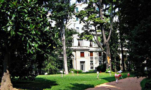 Villa Invernizzi Milano: l'architettura liberty